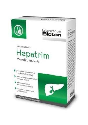 HEPATRIM x 20 tabletek