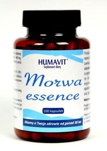 HUMAVIT MORWA ESSENCE x 100 kapsułek