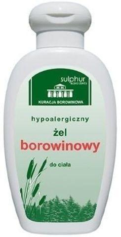 HYPERALERGICZNY ŻEL BOROWINOWY  200g