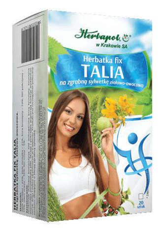 Herbatka Talia Fix x 20 saszetek