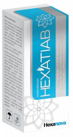Hexatiab żel dopochwowy 25ml