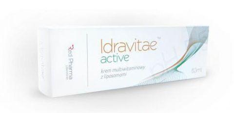 IDRAVITAE ACTIV Krem multiwitaminowy z liposomami 63ml