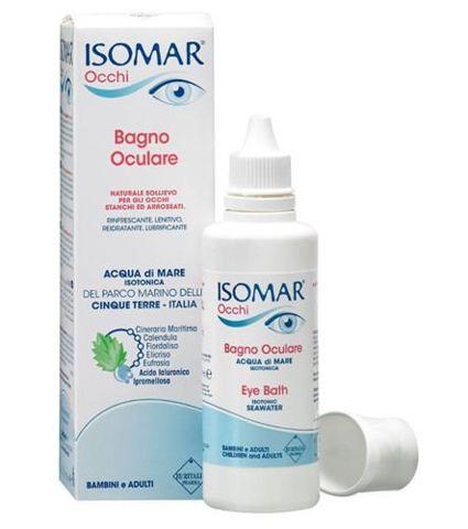 ISOMAR Occhi kąpiel dla oka 120ml
