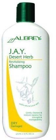 J.A.Y. Odżywczy szampon do włosów z wyciągiem z pustynnych roślin (Jojoba/Aloes/Yucca) 473ml