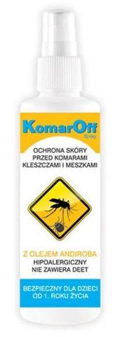 KOMAROFF spray 70ml