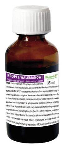 KROPLE WALERIANOWE 35g