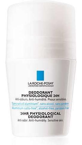 LA ROCHE Fizjologiczne pH dezodorant kulka 50ml