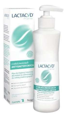 LACTACYD PHARMA Płyn ginekologiczny ochronny 250ml