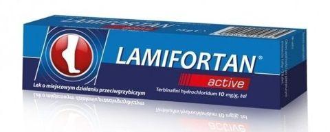 LAMIFORTAN Active żel 15g