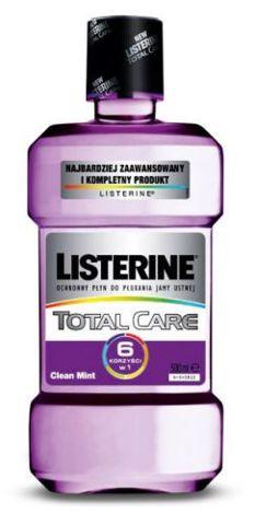LISTERINE Total Care płyn 250ml