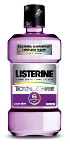 LISTERINE Total Care płyn 500ml