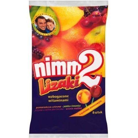 LIZAKI NIMM 2 x 8 sztuk