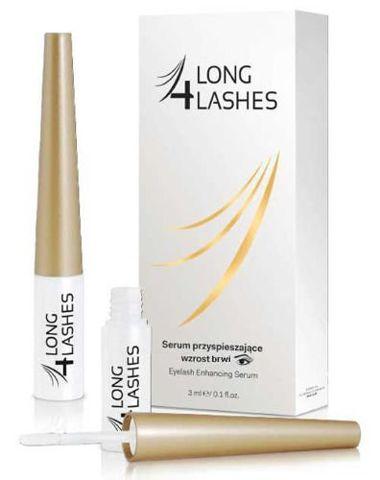 LONG 4 LASHES Serum przyspieszające wzrost brwi 3ml