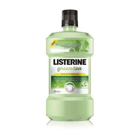 Listerine Green Tea płyn do plukania jamy ustnej 500ml