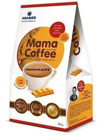 MAMA COFFEE smak Toffi 120g
