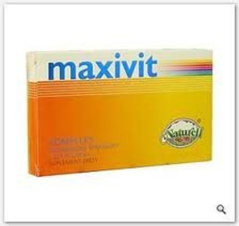 MAXIVIT Z ZEN-SZEN x 50 tabletek