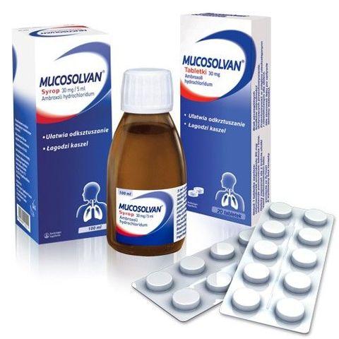 MUCOSOLVAN 30mg x 20 tabletek