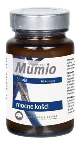MUMIO-SHILAJIT x 60 kapsułek