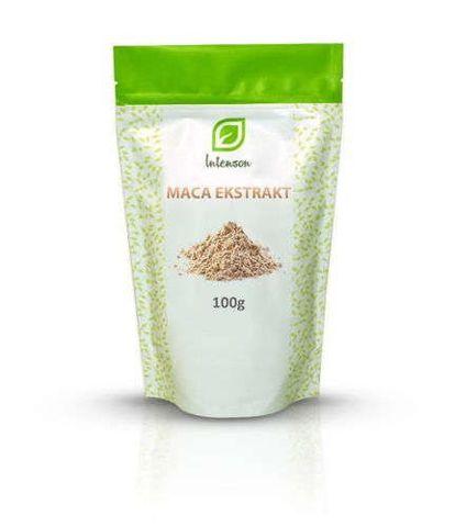 Maca ekstrakt 4:1 (1kg ekstraktu z 4kg korzenia maca) 100g