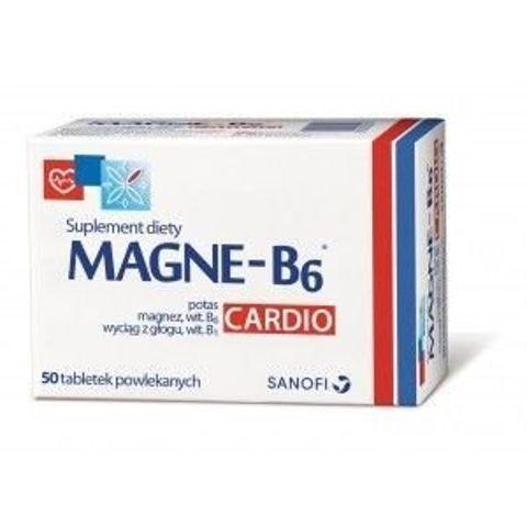 Magne B6 Cardio x 50 tabletek