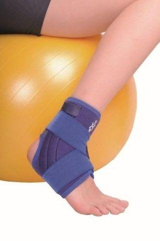 NEXUS Usztywniacz na kostkę z elastycznymi fiszbinam 897