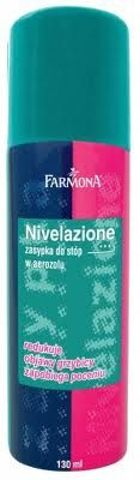 NIVELAZIONE ZASYPKA Do stóp aerozol 130ml