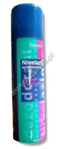 NIVELAZIONE dezodorant do stóp 125ml
