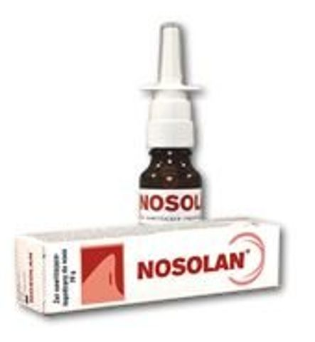 NOSOLAN żel do nosa 50 ml
