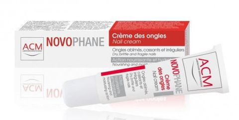 NOVOPHANE Krem do paznokci 15ml