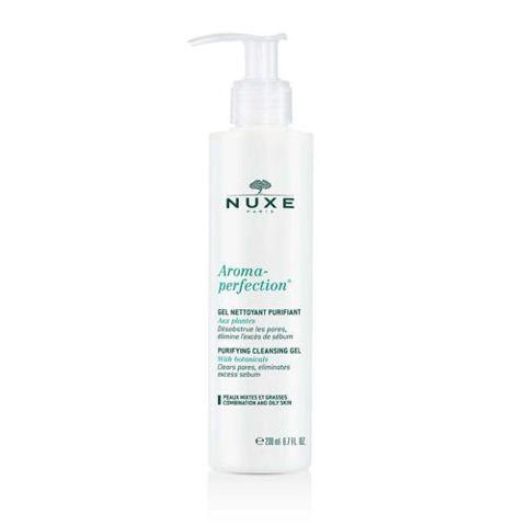 NUXE Aroma-Perfection żel do mycia twarzy 200ml