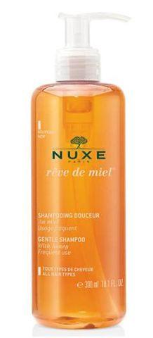 NUXE Rêve de Miel Łagodny szampon do włosów 300ml