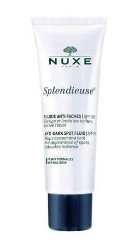 NUXE Splendieuse Fluid redukujący przebarwienia skóry SPF20 50ml