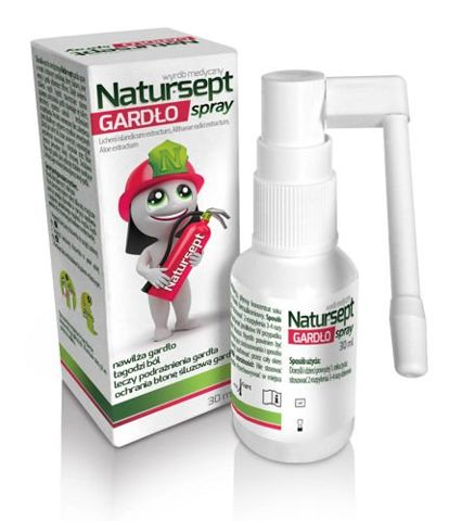 Natur-Sept Gardło spray 30ml