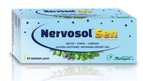 Nervosol Sen x 20 tabletek
