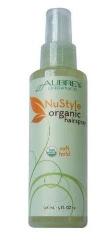 NuStyle Organiczny spray do włosów - delikatne utrwalenie 148ml