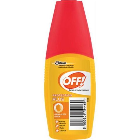 OFF! Protection Plus atomizer przeciw insektom 100ml