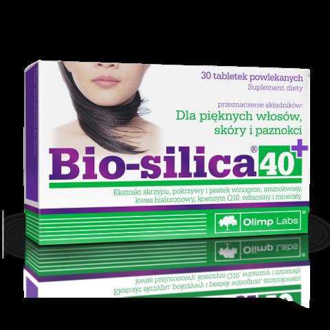 OLIMP BIO-SILICA 40+ x 30 tabletek