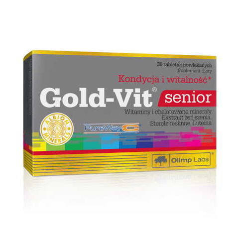 OLIMP Gold-Vit Senior x 30 tabletek