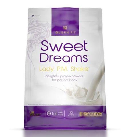OLIMP Sweet Dreams Lady P.M. Shake truskawkowy 750g