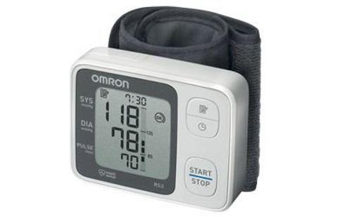 OMRON RS3 Ciśnieniomierz nadgarstkowy x 1 sztuka