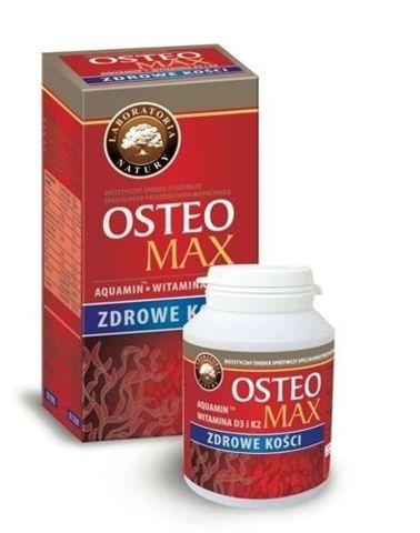 OSTEO MAX x 60 kapsułek