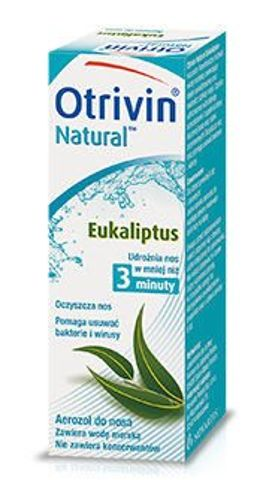 OTRIVIN Natural Eukaliptus aerozol 20ml