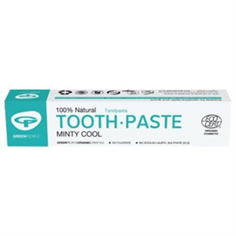 Odświeżająca miętowa pasta do zębów 50ml