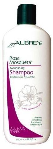 Odżywczy szampon z olejkiem z dzikiej róży Rosa Mosqueta 325ml
