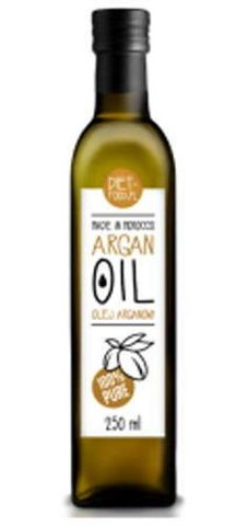 Olej Arganowy spożywczy Bio 250ml