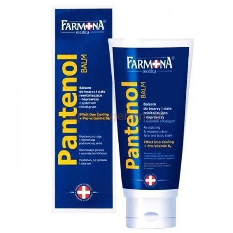 PANTENOL Farmona Balsam do twarzy i ciała 200ml