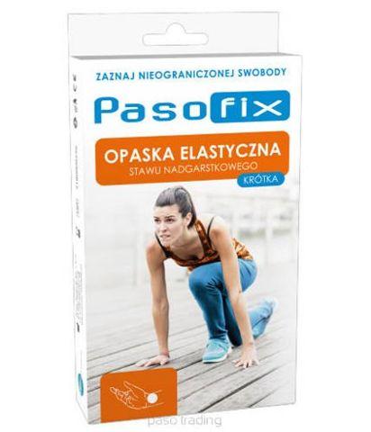 PASO-FIX Opaska elastyczna stawu nadgarstkowego krótka rozmiar L x 1 sztuka
