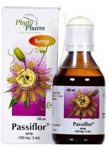 PASSIFLOR Syrop 100 ml