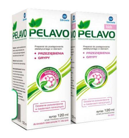 PELAVO KIDS syrop 120ml