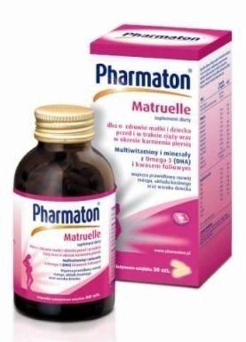 PHARMATON Matruelle x 30 kapsułek